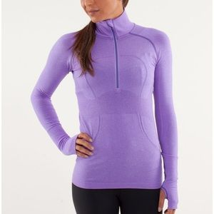 Lululemon Run: Swiftly Tech 1/2 Zip